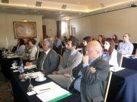 Panos Scarlatos- HACI General Director/Vassos Efthymiadis-HACI President/Giuseppe Astarita-FEDERCHMICA